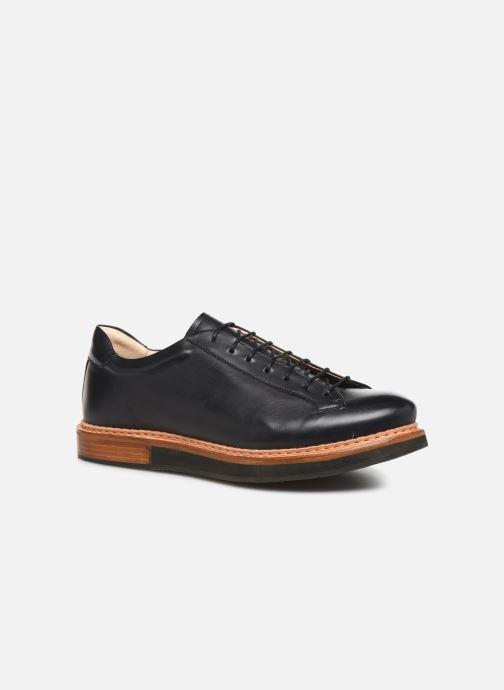 Chaussures à lacets Neosens Picudo S064 Noir vue détail/paire