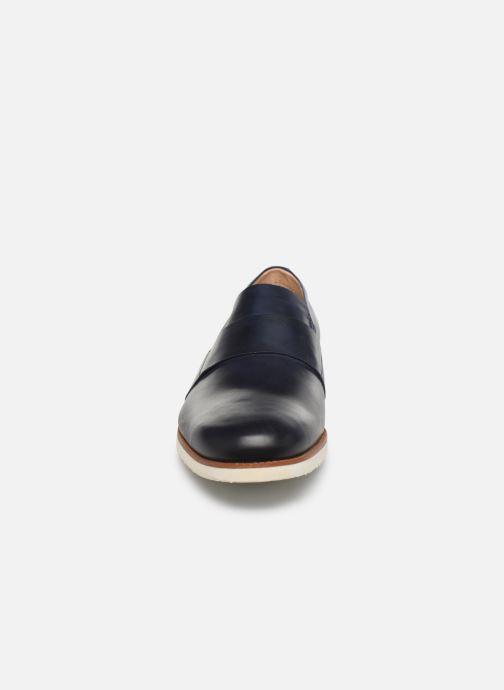 Mocassins Neosens Brancello S085 Bleu vue portées chaussures