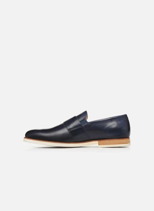 Loafers Neosens Brancello S085 Blue front view