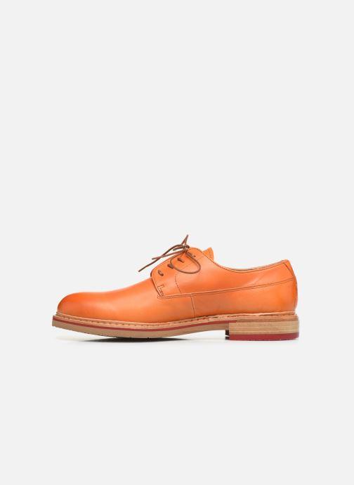 Chaussures à lacets Neosens Aris S090 Orange vue face