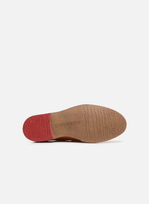 Chaussures à lacets Neosens Aris S090 Orange vue haut