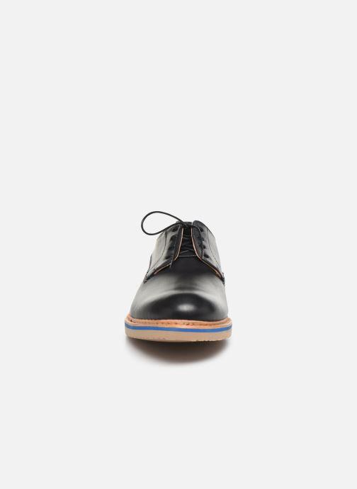Chaussures à lacets Neosens Aris S090 Noir vue portées chaussures