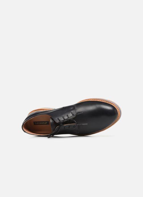 Chaussures à lacets Neosens Aris S090 Noir vue gauche