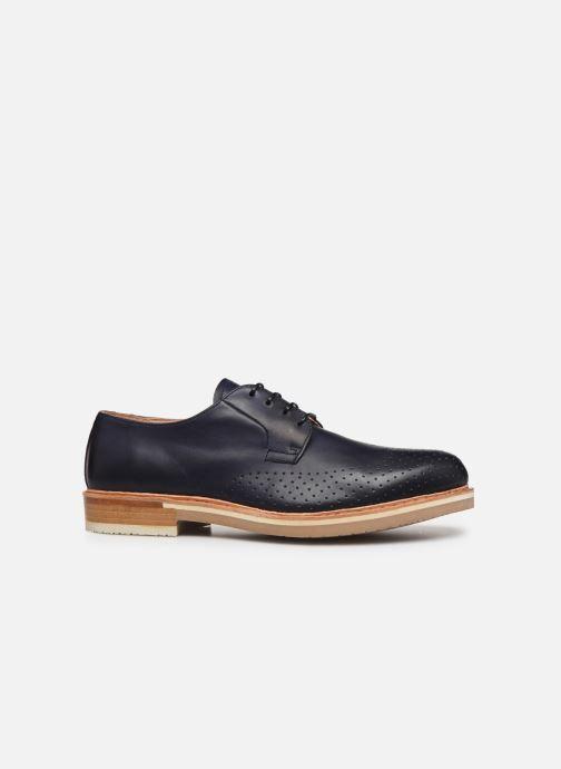 Chaussures à lacets Neosens Aris S091 Bleu vue derrière