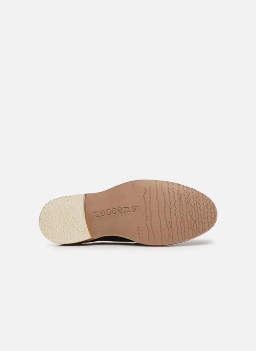Zapatos con cordones Neosens Aris S091 Azul vista de arriba
