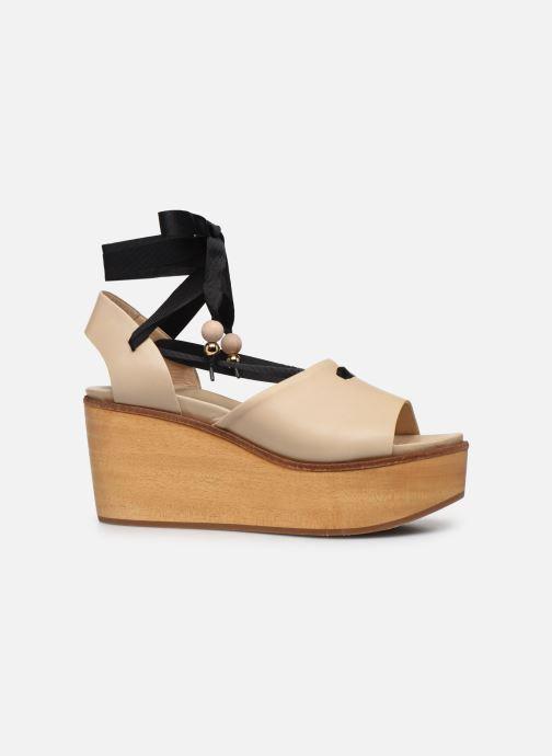 Sandales et nu-pieds Neosens Breval S508 Beige vue derrière