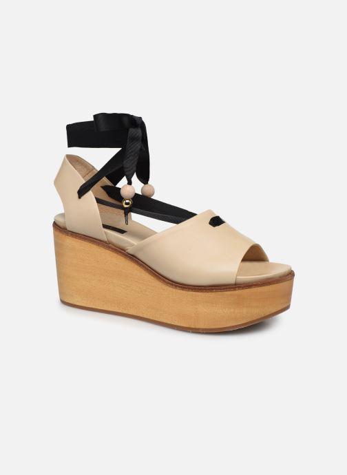 Sandales et nu-pieds Neosens Breval S508 Beige vue détail/paire