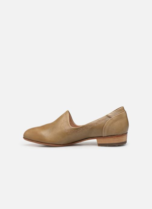 Loafers Neosens Sultana S543 Beige front view