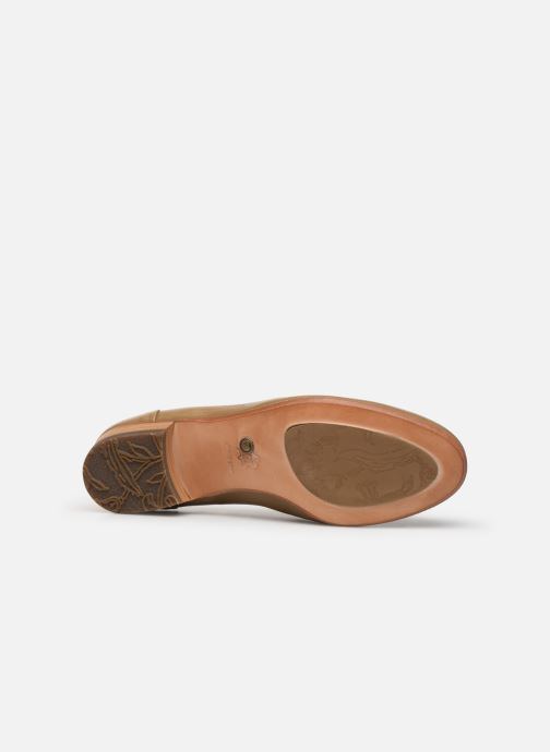 Loafers Neosens Sultana S543 Beige view from above