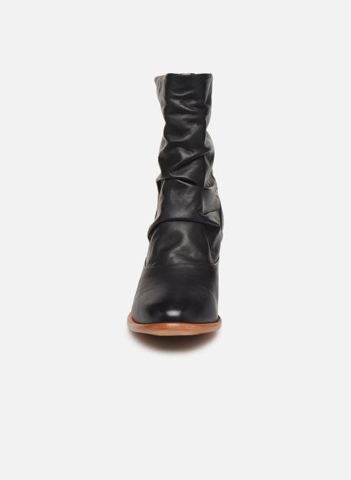 Bottines et boots Neosens Cynthia S555 Noir vue portées chaussures