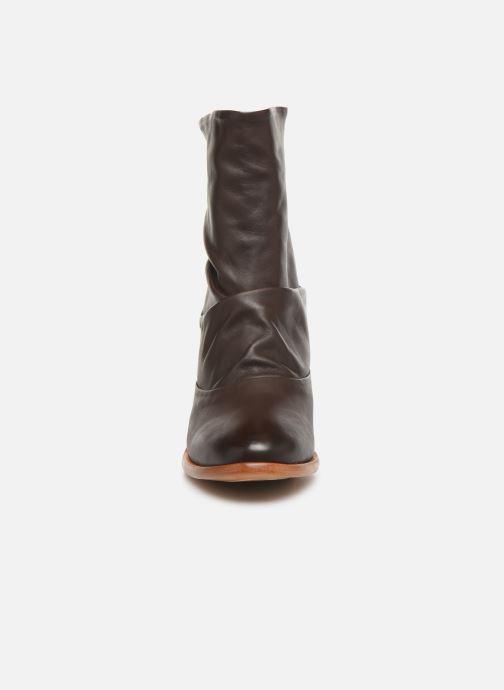 Bottines et boots Neosens Cynthia S555 Marron vue portées chaussures