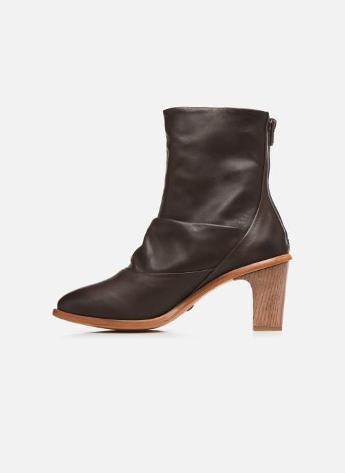 Bottines et boots Neosens Cynthia S555 Marron vue face