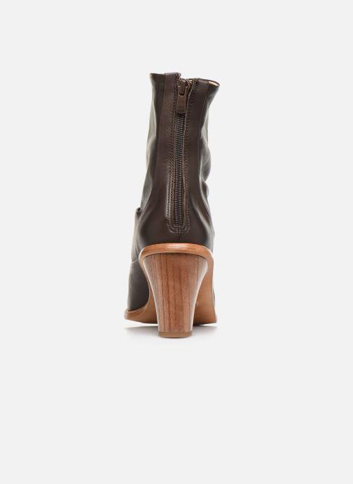Bottines et boots Neosens Cynthia S555 Marron vue droite