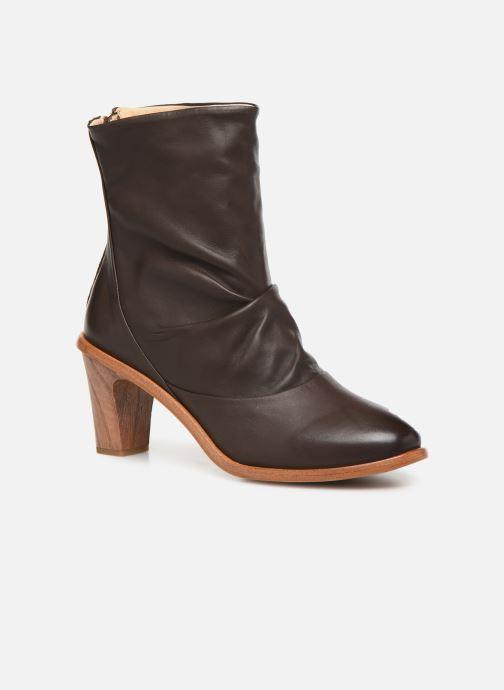 Bottines et boots Neosens Cynthia S555 Marron vue détail/paire