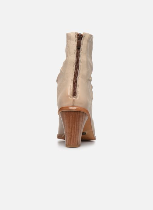 Bottines et boots Neosens Cynthia S555 Blanc vue droite