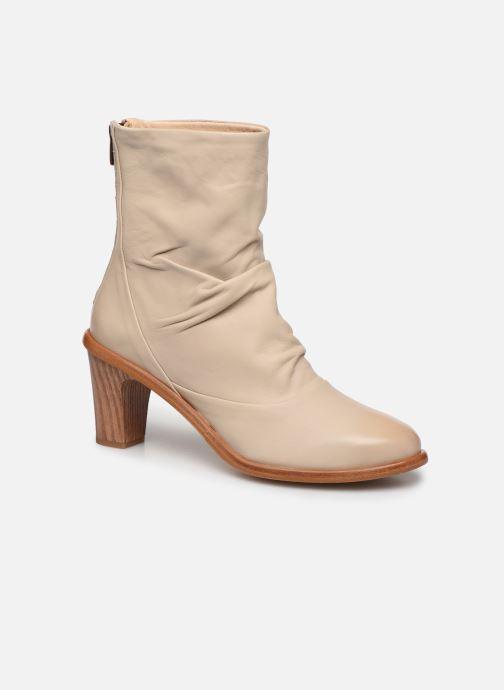 Bottines et boots Neosens Cynthia S555 Blanc vue détail/paire