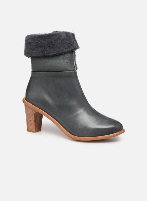 Bottines et boots Neosens Cynthia S559 Bleu vue détail/paire
