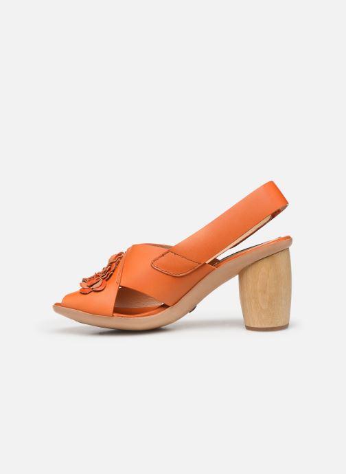 Sandali e scarpe aperte Neosens Mulata S624 Arancione immagine frontale