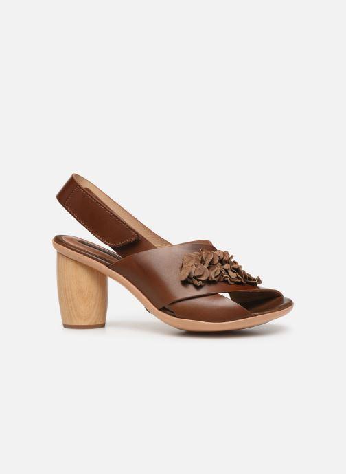 Sandales et nu-pieds Neosens Mulata S624 Marron vue derrière