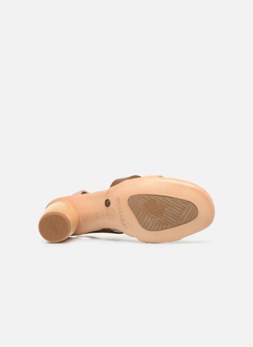 Sandales et nu-pieds Neosens Mulata S625 Marron vue haut