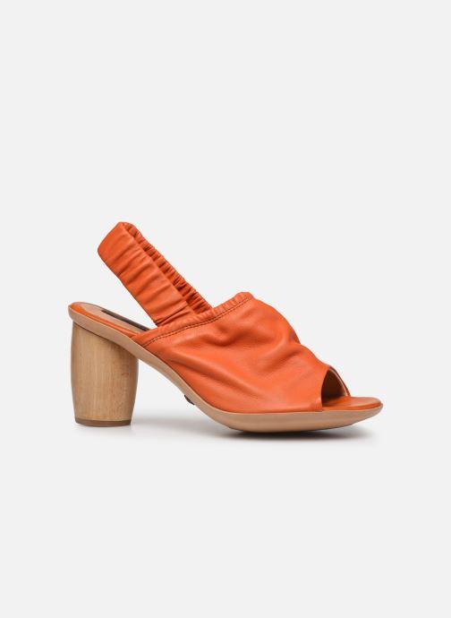 Sandales et nu-pieds Neosens Mulata S626 Orange vue derrière