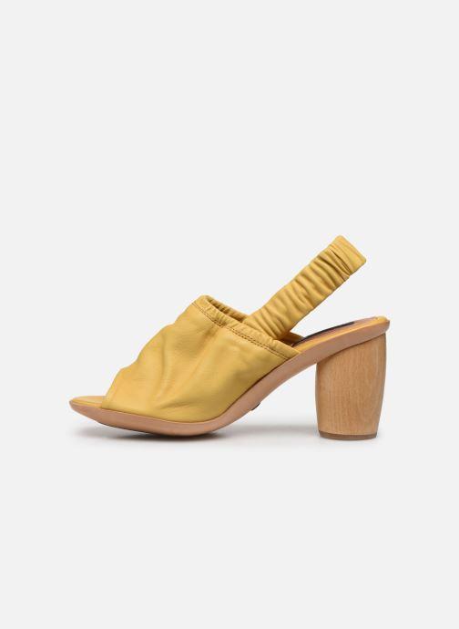 Sandales et nu-pieds Neosens Mulata S626 Jaune vue face