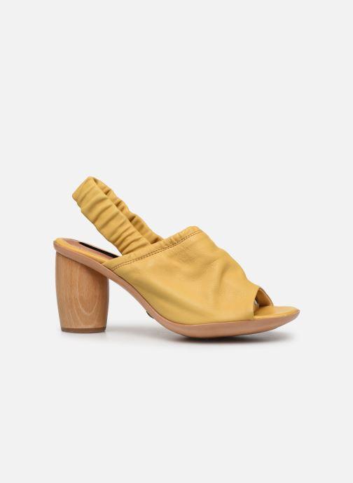 Sandales et nu-pieds Neosens Mulata S626 Jaune vue derrière