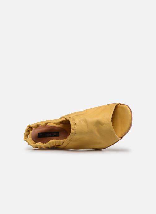 Sandales et nu-pieds Neosens Mulata S626 Jaune vue gauche