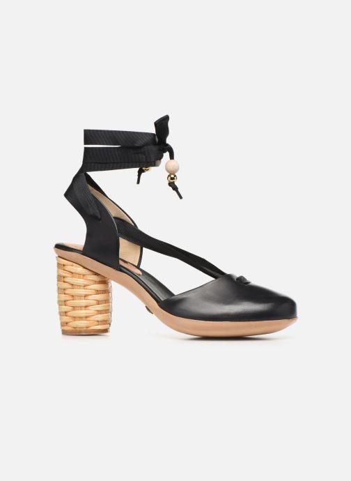 Sandales et nu-pieds Neosens Mulata S627S Noir vue derrière