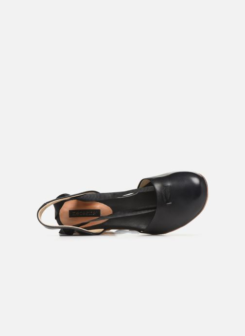 Sandales et nu-pieds Neosens Mulata S627S Noir vue gauche