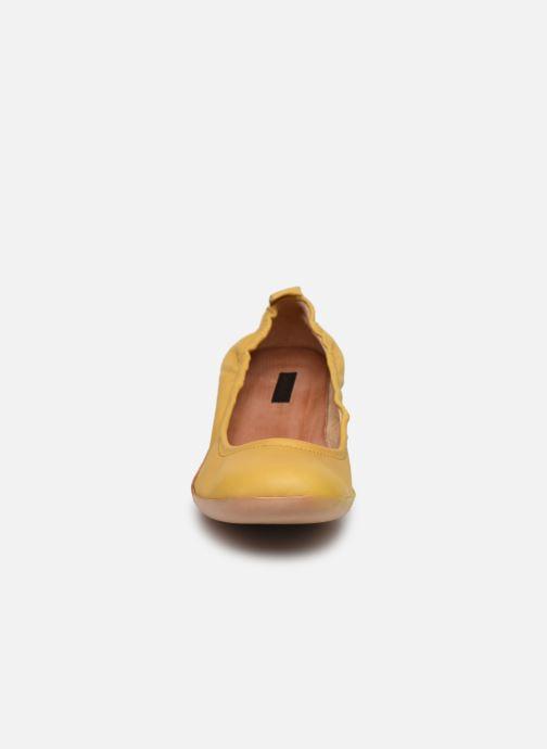 Escarpins Neosens Tintorera S695 Jaune vue portées chaussures