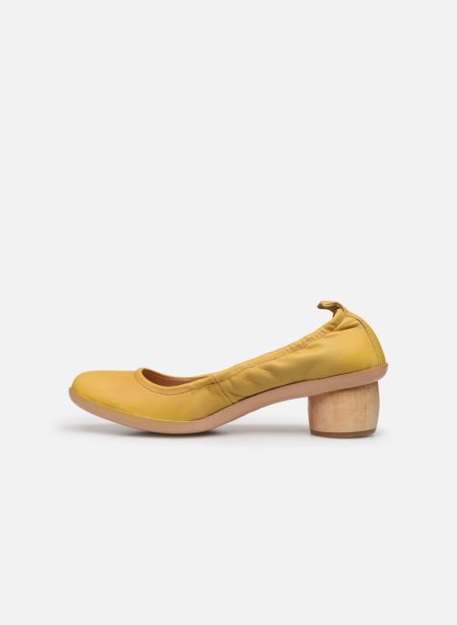 Zapatos de tacón Neosens Tintorera S695 Amarillo vista de frente