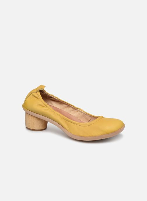 Zapatos de tacón Neosens Tintorera S695 Amarillo vista de detalle / par