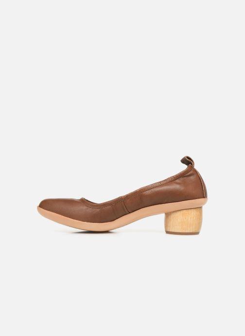 Zapatos de tacón Neosens Tintorera S695 Marrón vista de frente