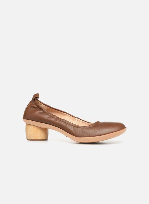 Zapatos de tacón Neosens Tintorera S695 Marrón vistra trasera