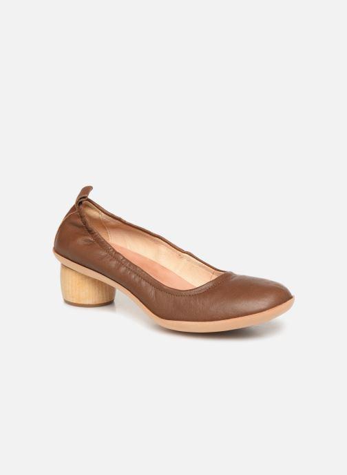 Zapatos de tacón Neosens Tintorera S695 Marrón vista de detalle / par