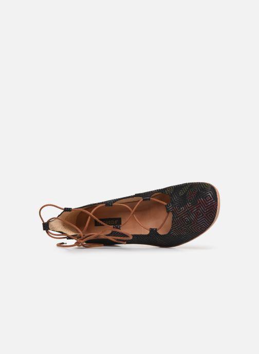 Escarpins Neosens Tintorera S697 Noir vue gauche