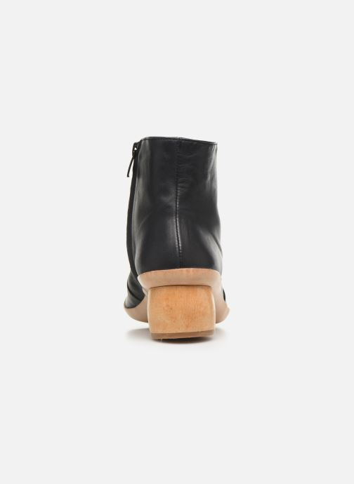 Ankle boots Neosens Tintorera S698 Black view from the right