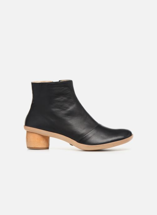 Ankle boots Neosens Tintorera S698 Black back view