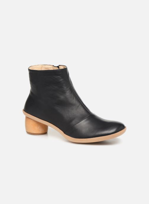 Ankle boots Neosens Tintorera S698 Black detailed view/ Pair view