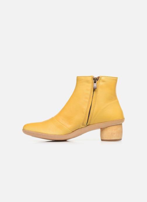 Boots en enkellaarsjes Neosens Tintorera S698 Geel voorkant