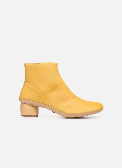 Boots en enkellaarsjes Neosens Tintorera S698 Geel achterkant