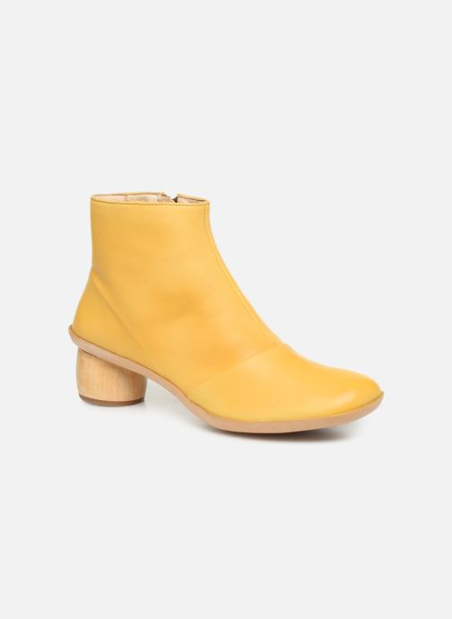 Boots en enkellaarsjes Neosens Tintorera S698 Geel detail
