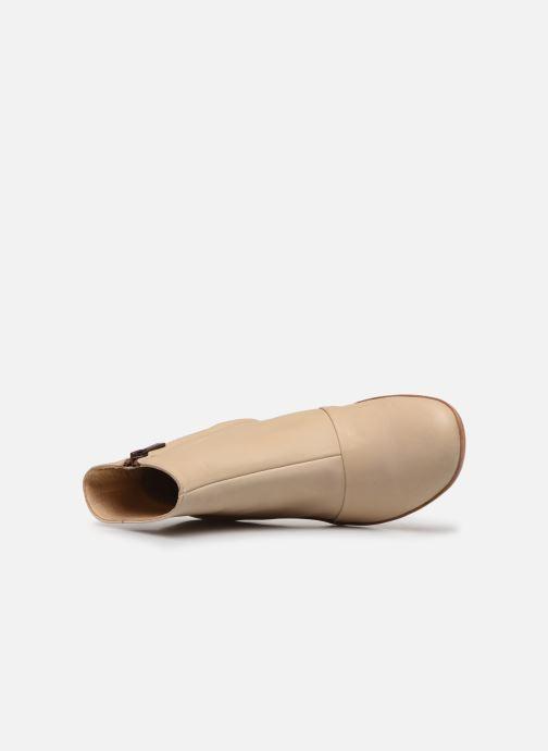 Stiefeletten & Boots Neosens Tintorera S698S beige ansicht von links
