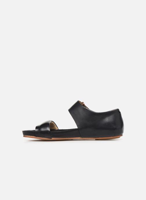 Sandales et nu-pieds Neosens Lairen S952 Noir vue face