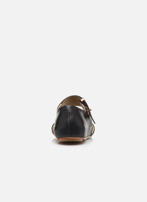 Sandales et nu-pieds Neosens Lairen S952 Noir vue droite