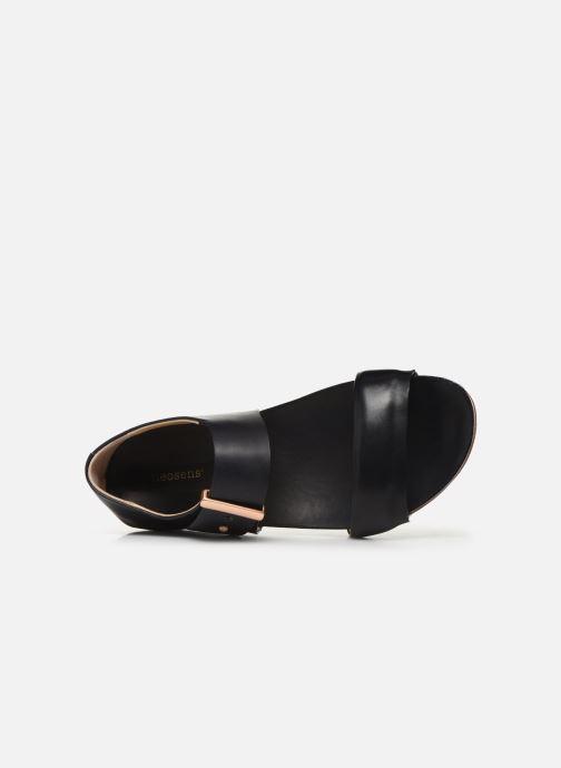 Sandalen Neosens Lairen S952 schwarz ansicht von links
