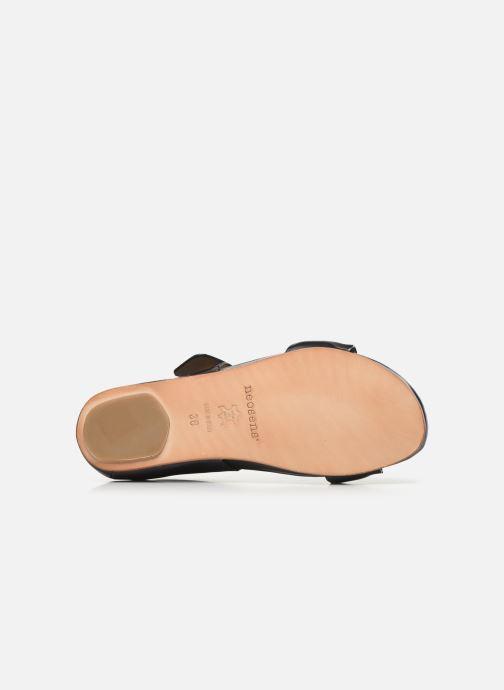 Sandales et nu-pieds Neosens Lairen S952 Noir vue haut