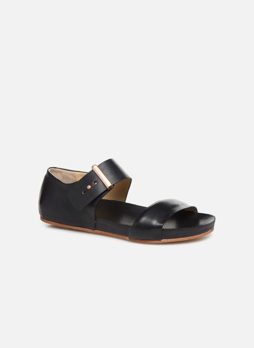 Sandales et nu-pieds Neosens Lairen S952 Noir vue détail/paire