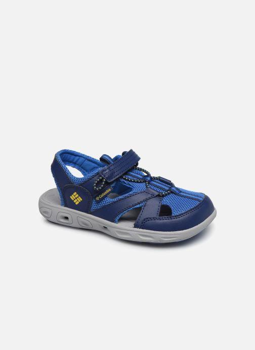 Sandalen Columbia Youth Techsun Wave blau detaillierte ansicht/modell